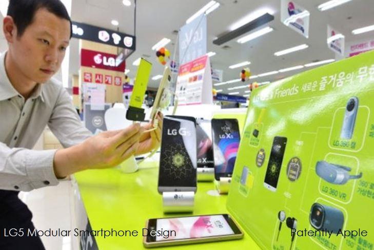 3AX 99 lg g5 modular phone in store