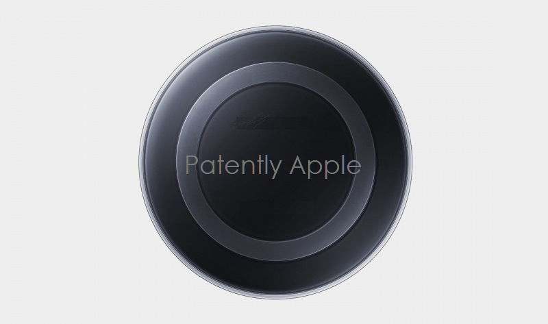 1af X 99 apple patent, wireless charging