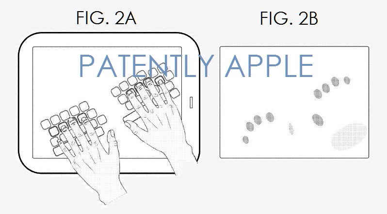 Apple Acquires Granted Patent for Finger Hover Detection for iPad Virtual Keyboards Known as 'Dryft'