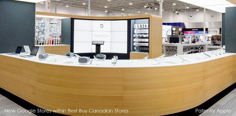 c063a97e46a 1AF X 99 COVER - GOOGLE STORE WITHIN NEXT GEN BEST BUY STORE CALGARY,  ALBERTA