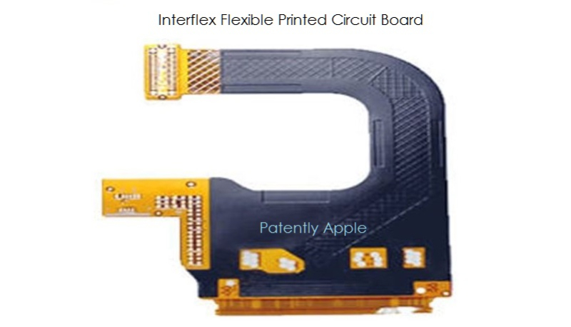 2AX 99 INTERLEX FPCB FOR IPHONE 8