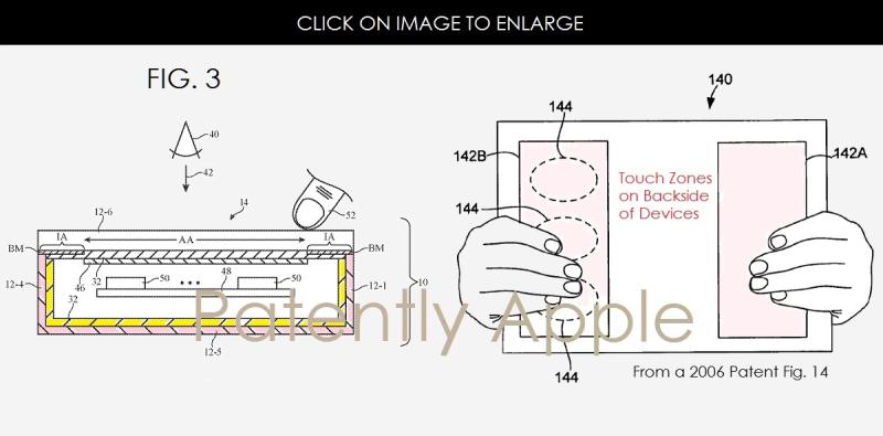 2AF Z599 FIG. 3 Current patent + FIG. 14 of 2006 patent