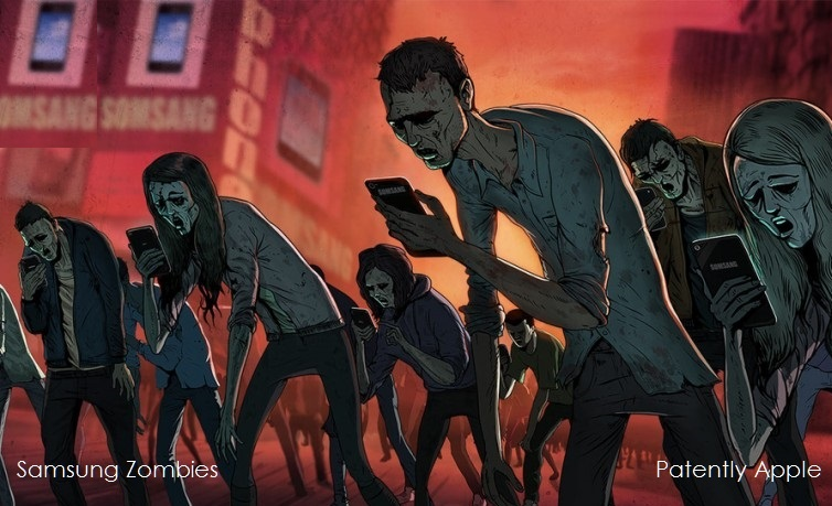 1. cover - samsung fans are stupid zombies
