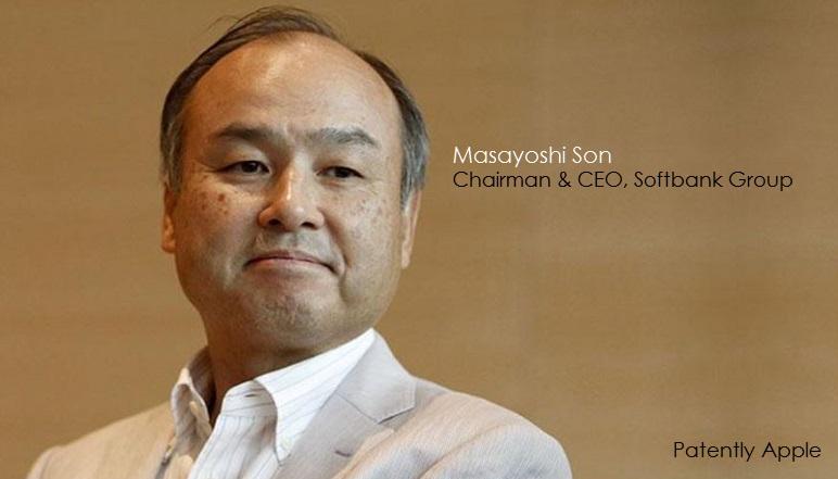 1AF 88X MASAYOSHI SON, SOFTBANK CEO +