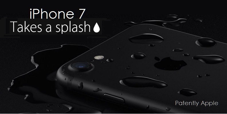 new style 971ce 79a56 Apple's Water Resistant iPhone 7 caught the Hot European Trend that ...