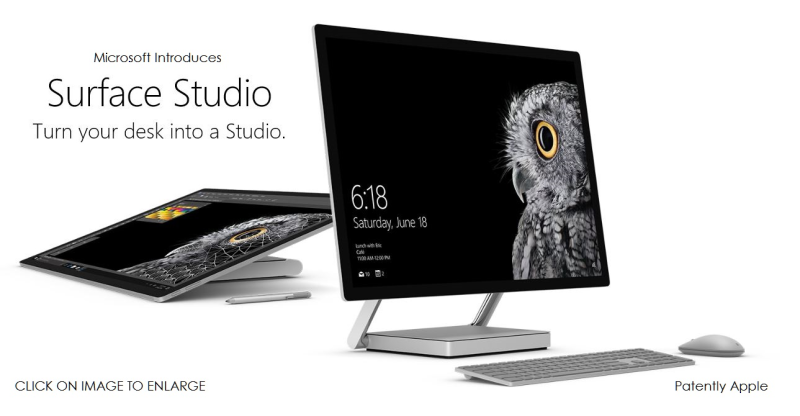 1af 88 cover misft Surface studio