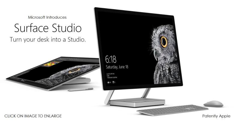 1af 88 cover misft Surface studio