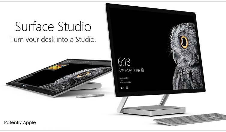 1af x88 cover misft Surface studio