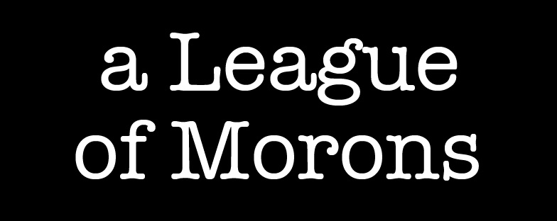 1 af x 99cover a league of morons