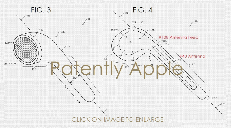 2 AX 99 COVER AirPods patent australia