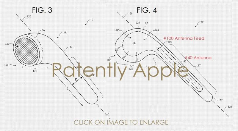 2 AX 99 COVER AirPods patent australia