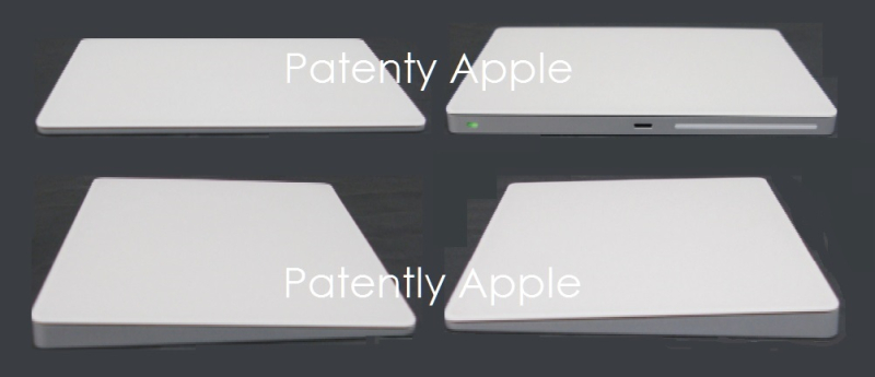 4AF 88 APPLE MAGIC TRACKPAD PATENT HONG KONG