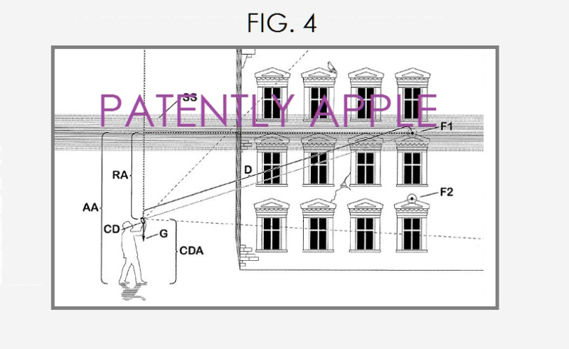 2a X99 3D patent apple granted