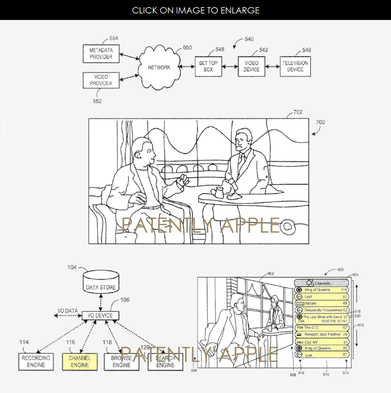2AFX 99 APPLE TV RELATED PATENT
