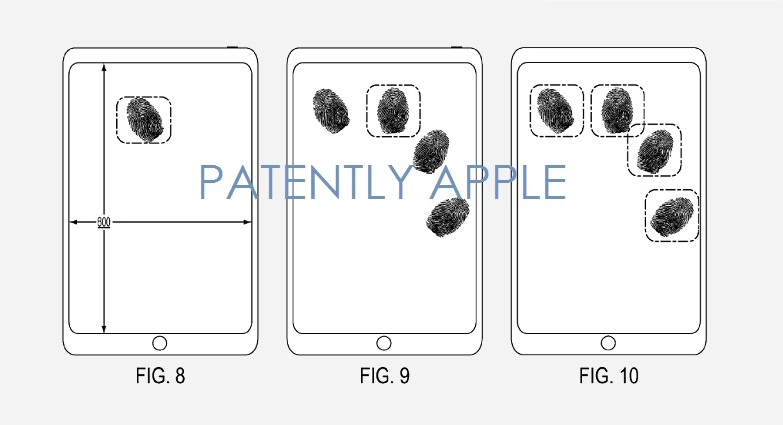 3af x 88 fingerprint on display