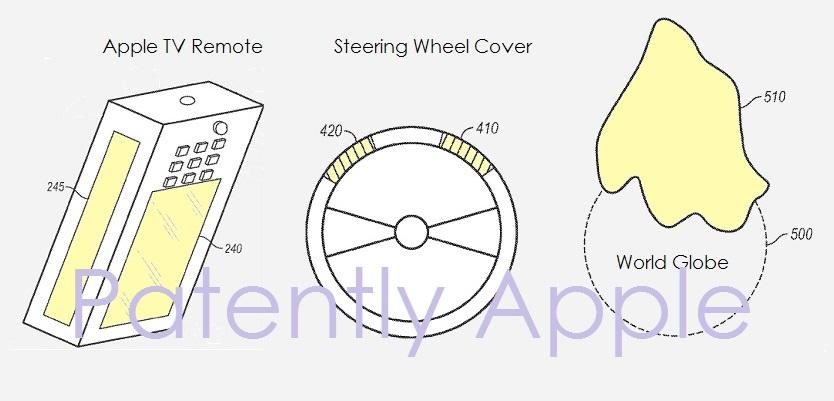 Patently Apple: Haptics, Sensors & Tactile