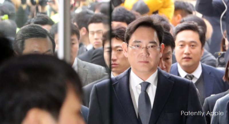 1af 88 cover samsung heir arrested