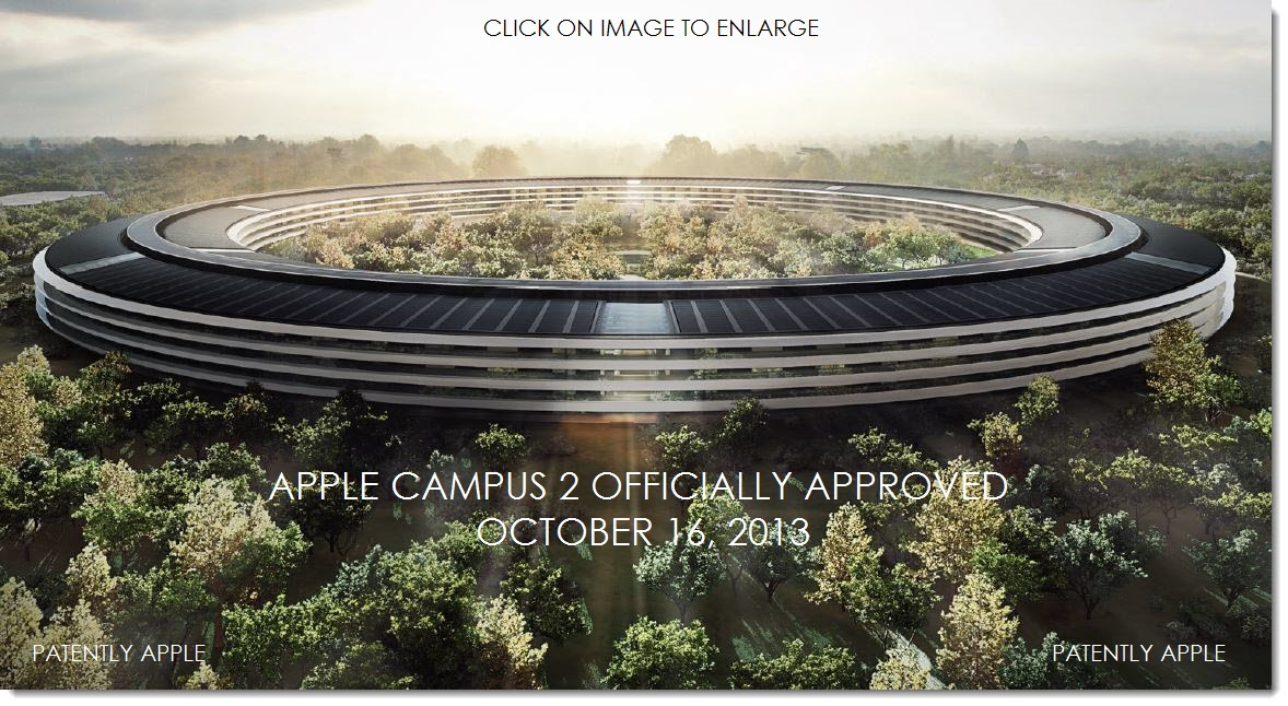 Apple's Spectacular New 'Apple Park Campus' to Officially Open in April