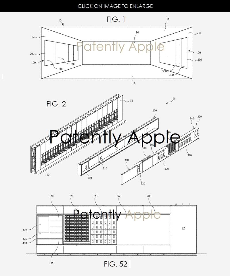 2af 88 modular apple store dispalys