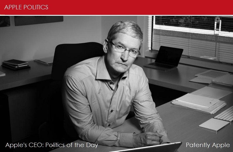 16.5 Apple Politics Bar & Photo Template