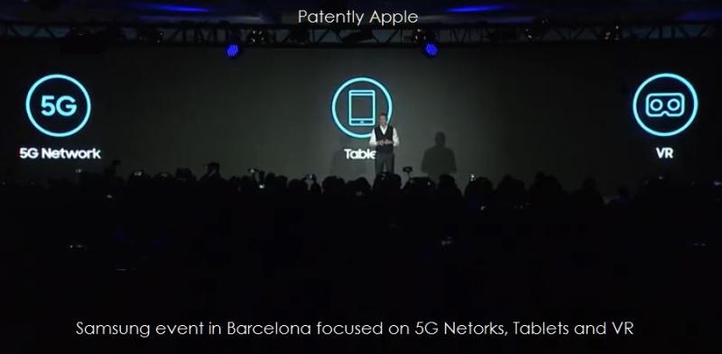 5 x99999 samsung event agenda, 5G, Tablets, VR