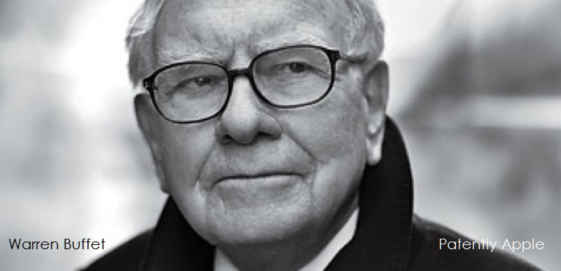 1 AF X88 Warren Buffet on Apple stock