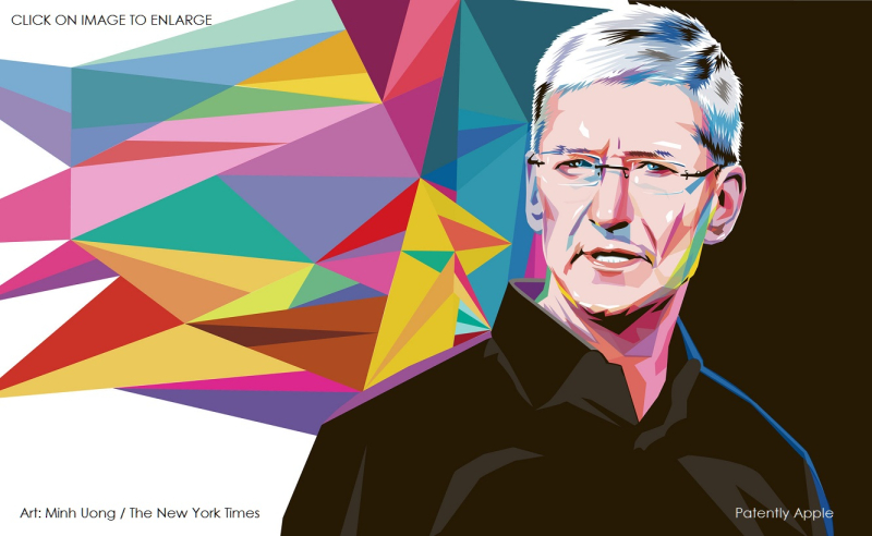 1AFX Tim Cook Shareholder meeting