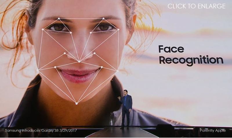 2 XXXXXXXXXXX Facial recognition Galaxy S8