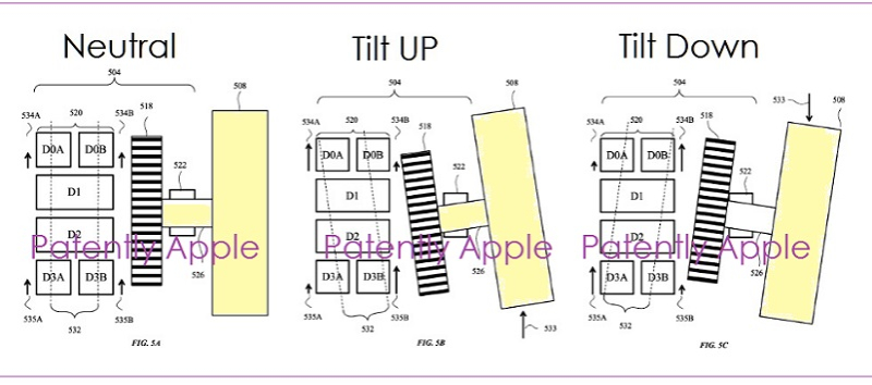 1AX 99 APPLE WATCH 3D DIGITAL CROWN PATENT