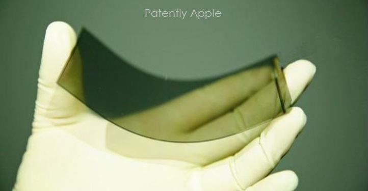 1AF 88 COVER BENDABLE DISPLAYS MAY DELAY SHIPMENT OF IPHONE 8 SLIGHTLY