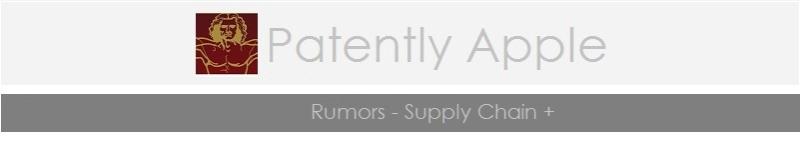 10. 3 Rumors - Supply Chain +