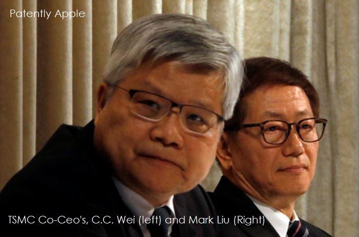 2af 88 TSMC Co CEOs