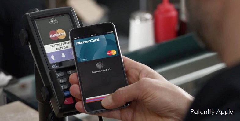 Apple Pay using Touch ID is targeted in new Patent Lawsuit