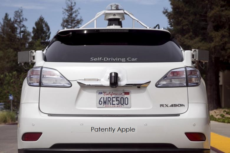 Apple Provides Feedback on Proposed Autonomous Vehicle Testing to California's DMV Deputy Director
