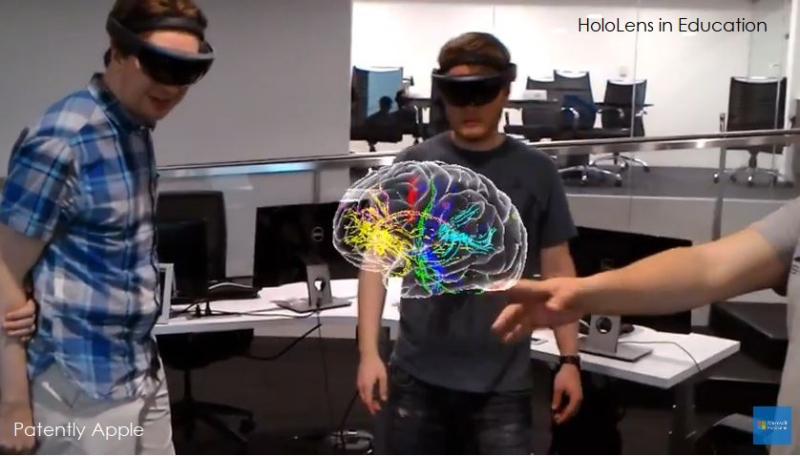 1af x 99 COVER mixed reality HoloLens in Education