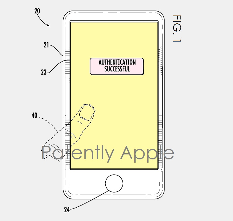 3AF X99 TOUCH ID IN DISPLAY