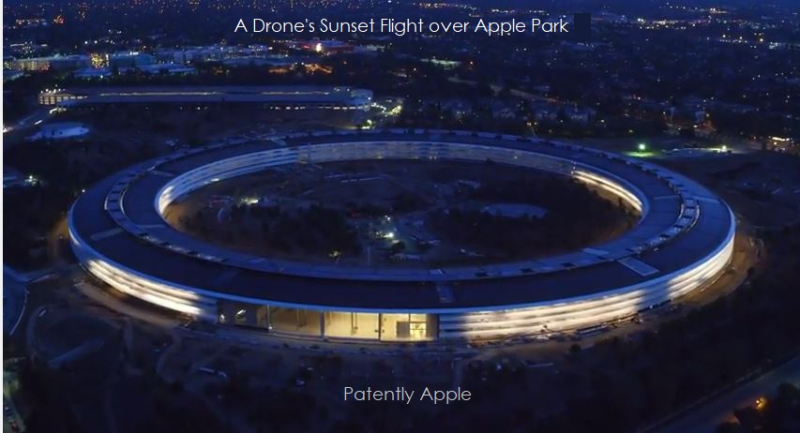 1 AFX COVER APPLE PARK AT SUNSET