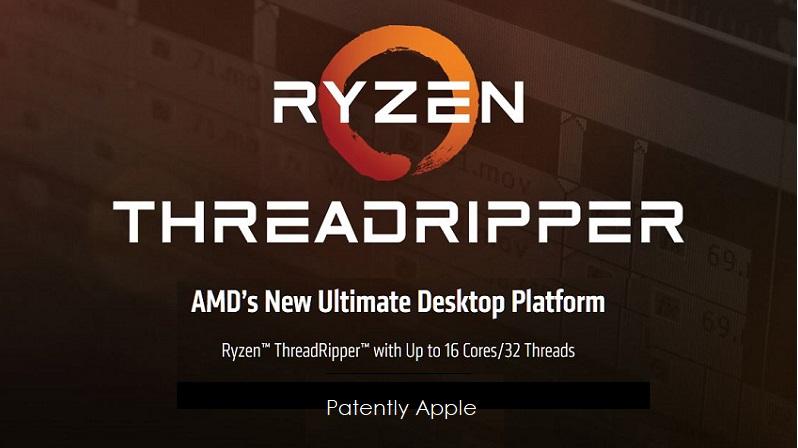 3F X99 AMD'S THREADRIPPER
