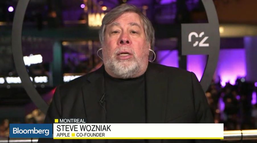 Steve Wozniak, Guest Speaker at Montreal's C2 Trade Show, Talks about Apple, Siri, AI and more in Interview