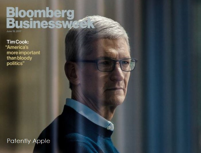 1af x99 cover tim cook interview  cover of bloomberg businessweek