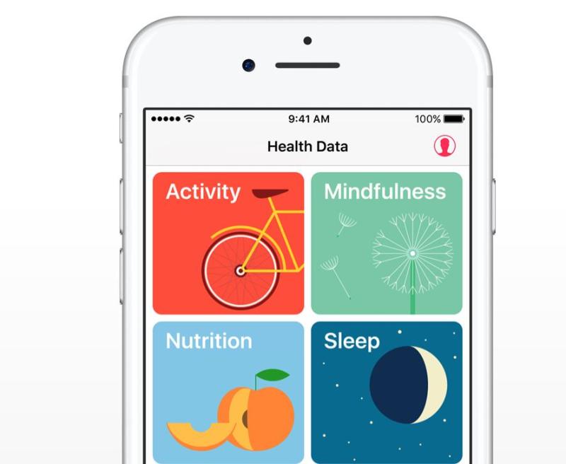 2af x Apple and healthcare