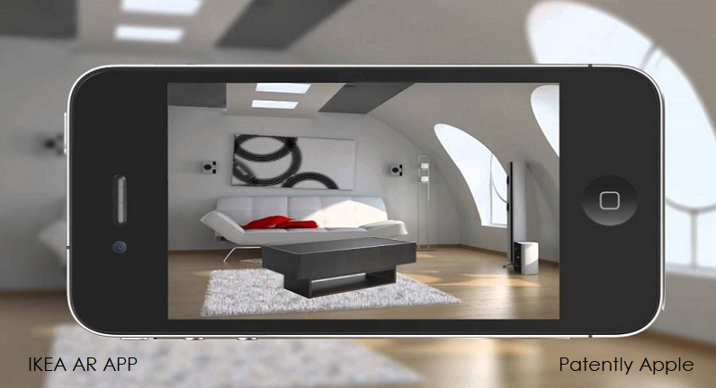 Augmented Reality App Coming To Ios, Is There An App For Furniture Placement