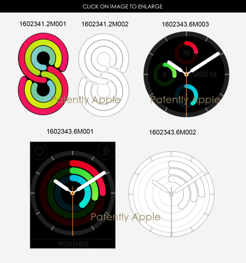 2AF X99 APPLE WATCH ICONS