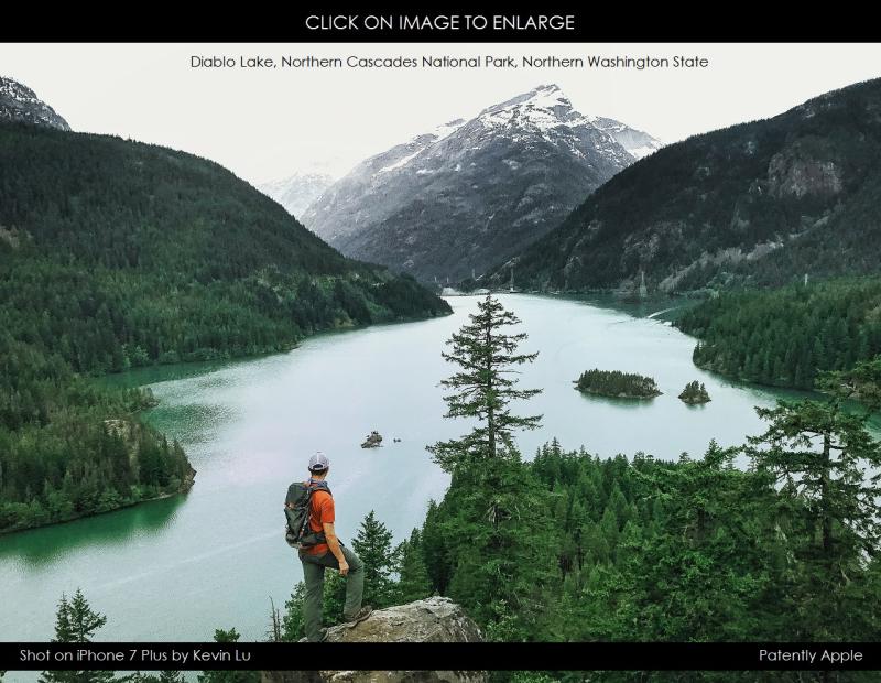2AF X99 2017 - Diablo Lake  Apple