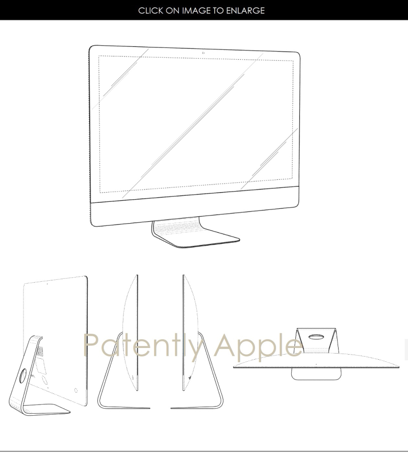 5AF X99 IMAC DESIGN PATENT ISSUED JULY 11  2017