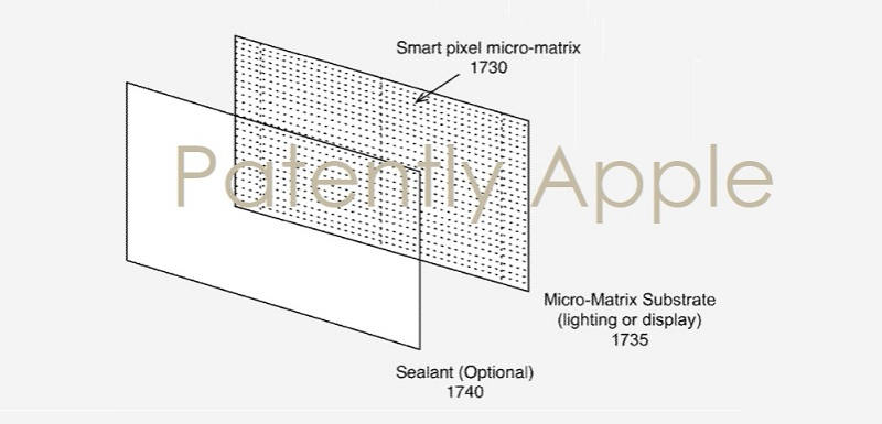 1af x99 micro led patent