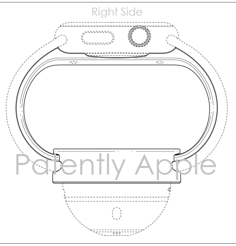 6AF X99 APPLE WATCH STAND DESIGN PATENT HONG KONG  PATENTLY APPLE