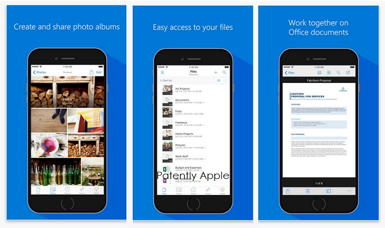 1AF X99 ONEDRIVE FOR IOS UPDATE