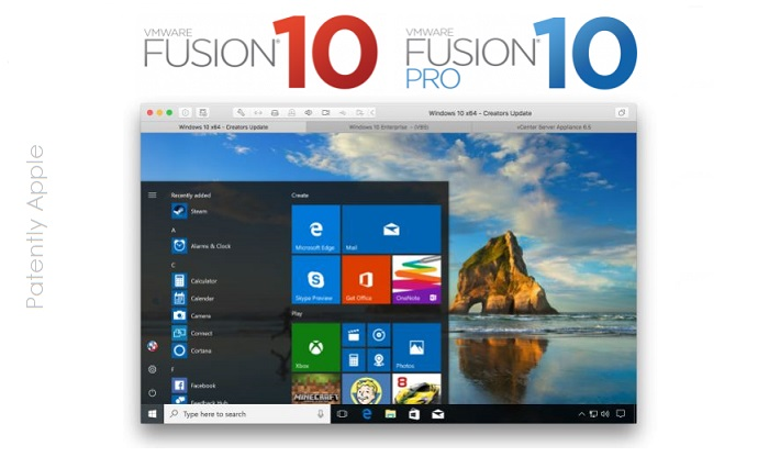 VMWare and Parallels Release new versions of their Windows 10 on Mac