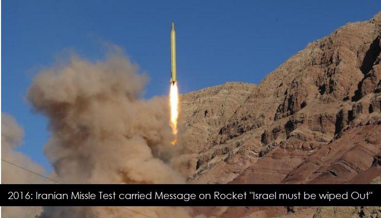 1AF X99 COVER iranian missle tests